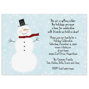 holiday-party-invitation-snowman