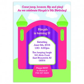 bounce-house-invitations