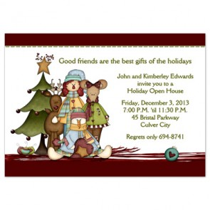 country-christmas-party-invitation