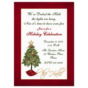 holiday-party-invitation-tree