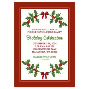 christmas-party-invitation-holly-border