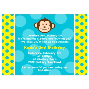 monkey-birthday-invitations