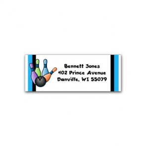 bowling-party-address-labels