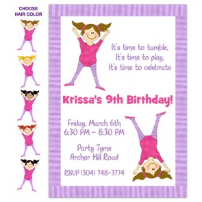 gymnastics-birthday-invitation