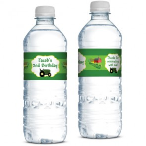 tractor-water-bottle-labels