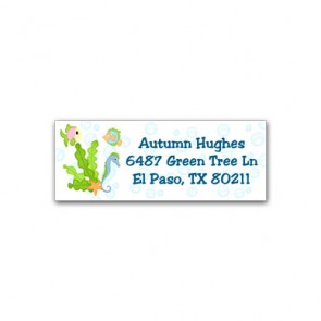 under-the-sea-address-labels